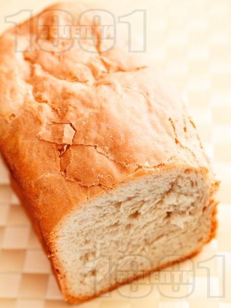 Италиански хляб в машината за хляб - снимка на рецептата